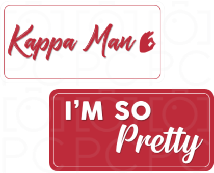 Kappa Man / I'm So Pretty