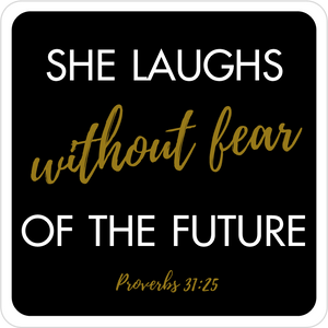 B-Stock - I can do all things through Christ / She laughs without fear of the future
