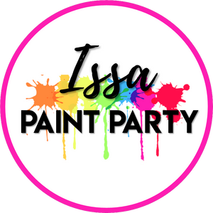 B-Stock - Issa Paint Party / Just call me Picasso!