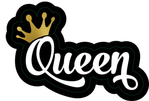 B-Stock Queen Word Prop