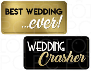 Best Wedding... Ever! / Wedding Crasher