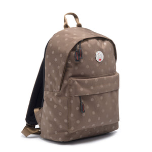Cristina Girl Mini Backpack Nylon Ava Collection - Copper