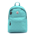 Cristina Girl Mini Backpack Nylon Ava Collection - Sea Green