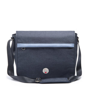 Cristina Girl Satchel Bag Ella Collection - Sapphire