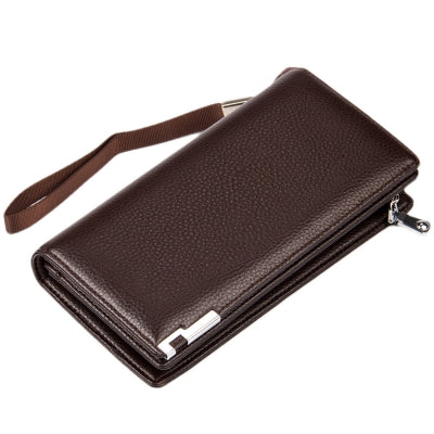 Men Portable Clutch Wallet