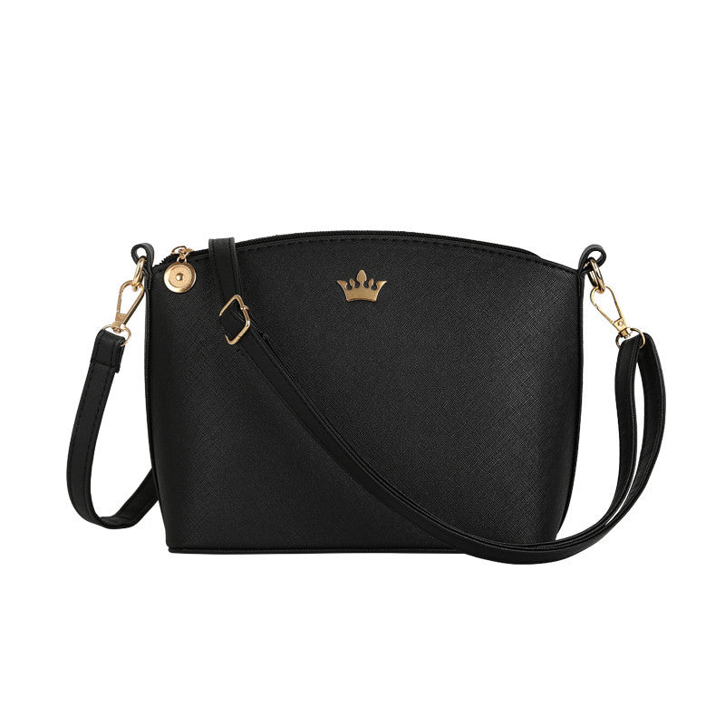 Crown Messenger Shoulder Handbag