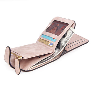 Forever Ladies Short Clutch Wallet