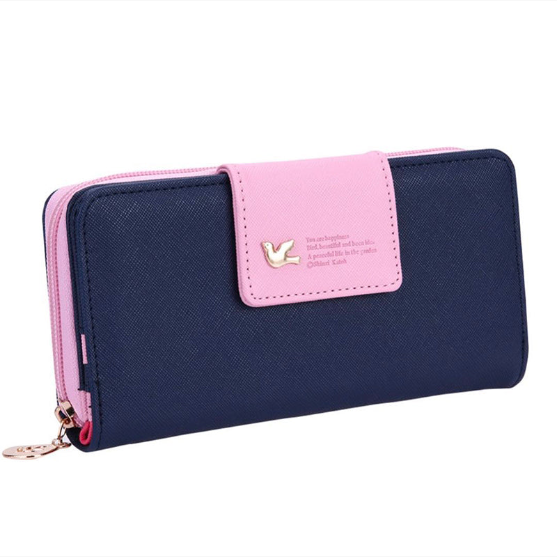 Ladies Fashion Pu Leather Purse