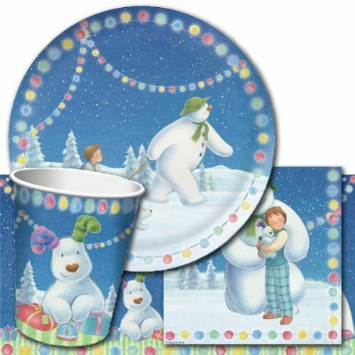 CLEARANCE The Snowman /& The Snowdog Christmas Paper Chain Decoration