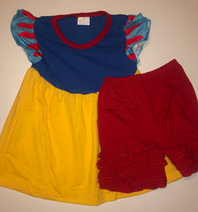 SnowWhite Kids Outfits