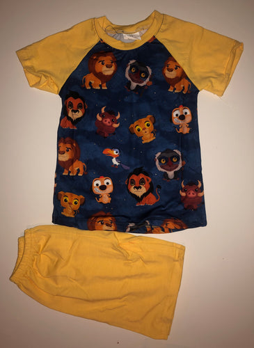Lion King Boys Outfit