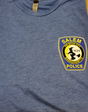 Load image into Gallery viewer, SALEM POLICE SHORT SLEEVE TEE SHIRT