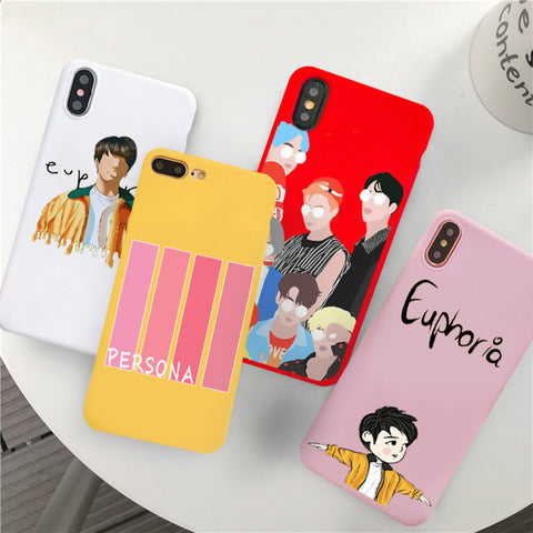 BTS Euphoria Iphone Phone Case