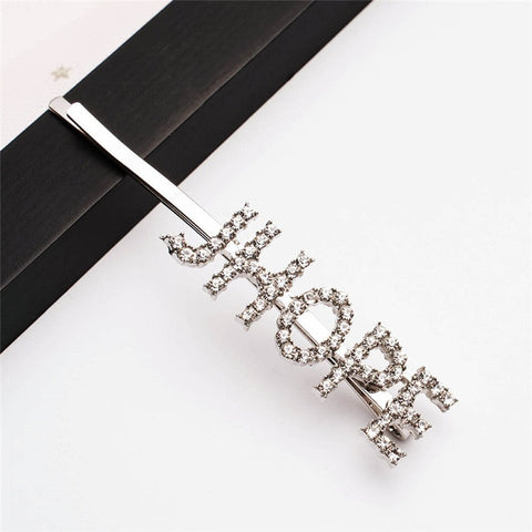 BTS HAIR PINS - GOLD/SILVER