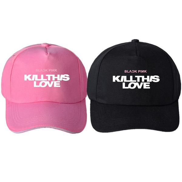 BLACKPINK KILL THIS LOVE CAP