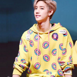 GOT7'S Mark Style Donut Hoodie