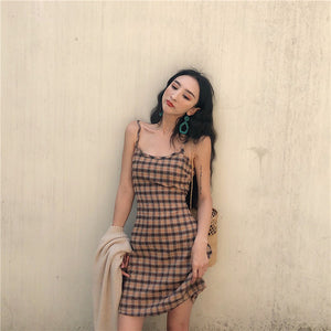 Harajuku Korean Style Mini Sun Dress (11 Styles)