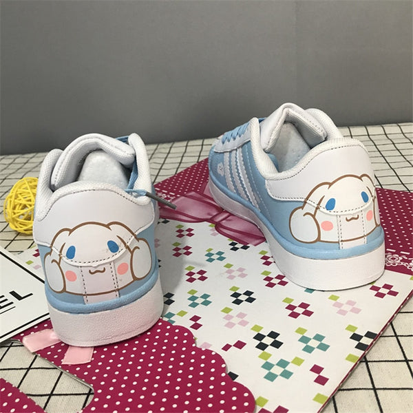 Harajuku Kawaii Fashion Cinnamoroll Sneakers