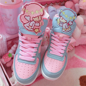 Harajuku Little Twin Stars Sneakers