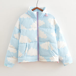 Harajuku Cloud Down Jacket