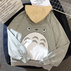 Harajuku My Neighbor Totoro Hoodie (3 Colors)
