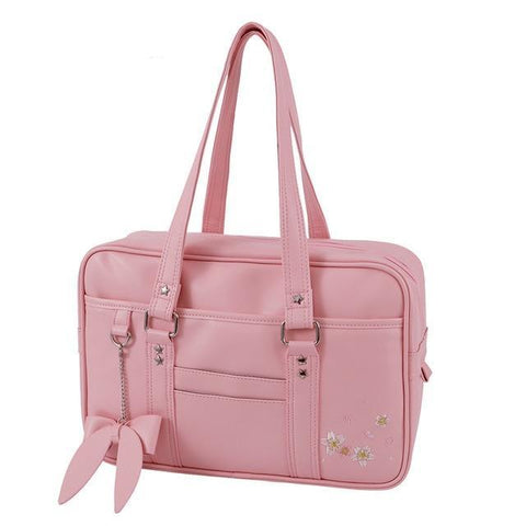 Sakura High School Style Gym Bag