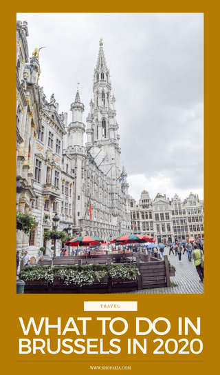 What To Do In Brussels in 2020