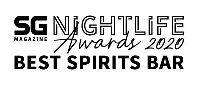 Brass Lion Best Spirits Bar - SG Night Life Awards by SG Mag