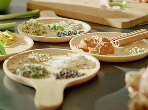 Botanicals, herbs and spices