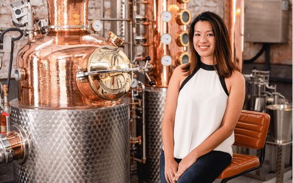 Jamie Koh Brass Lion Distillery Founder