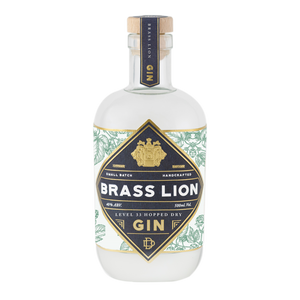 Brass Lion x LeVeL33 Hopped Dry Gin
