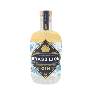 Brass Lion x Gryphon Osmanthus Oolong Gin