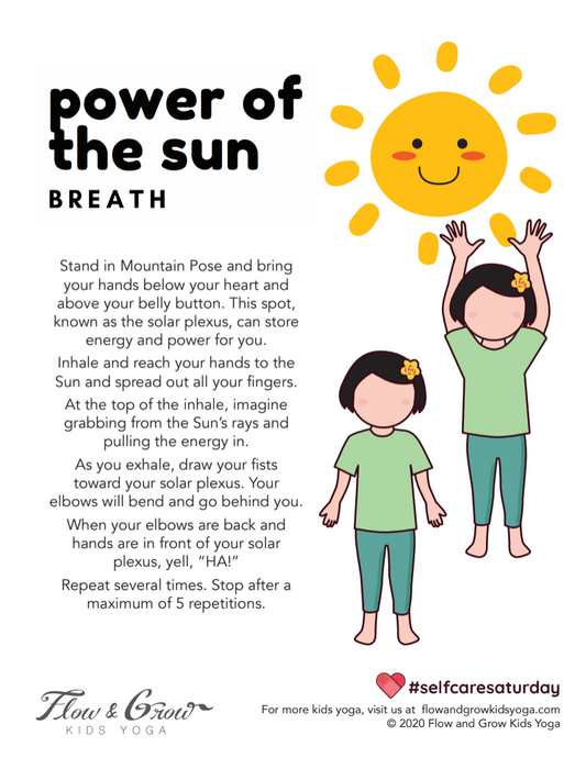 Can this breath help us re-energize? #selfcaresaturday