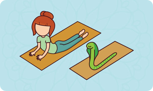 Yoga Poses For Kids Cobra Pose How To Yoga Poses For Children Flow And Grow Kids Yoga