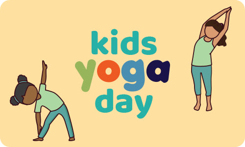 Kids Yoga Day Sequence: Free Poster!