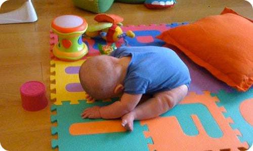The Benefits of Yoga Poses for Babies