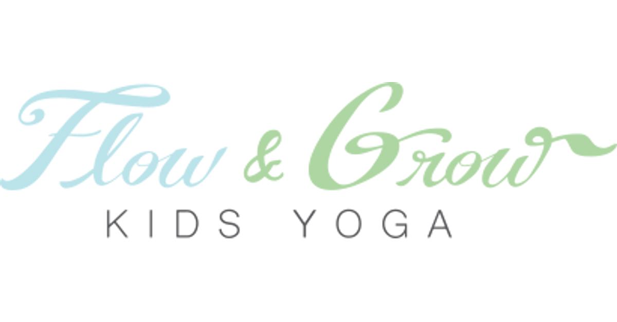 Flow And Grow Kids Yoga Yoga Mindfulness And Sel For Children