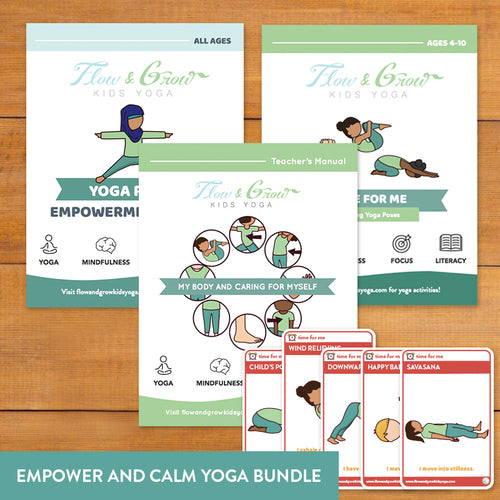 Empower and Calm Teacher Bundle