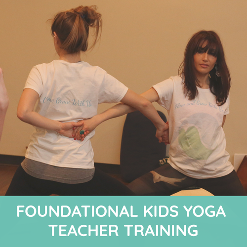 The Foundations of Kids Yoga Teacher Training - Fall 2020