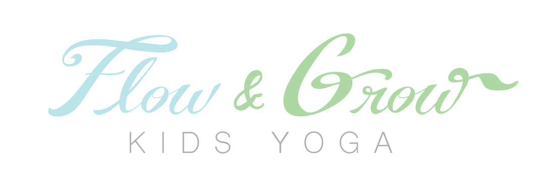 Flow and Grow Kids Yoga Gift Card
