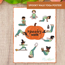 Load image into Gallery viewer, Spooky Halloween: Yoga Games and Activities