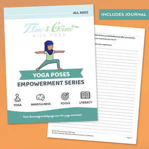 Empowerment Sequence Yoga Cards