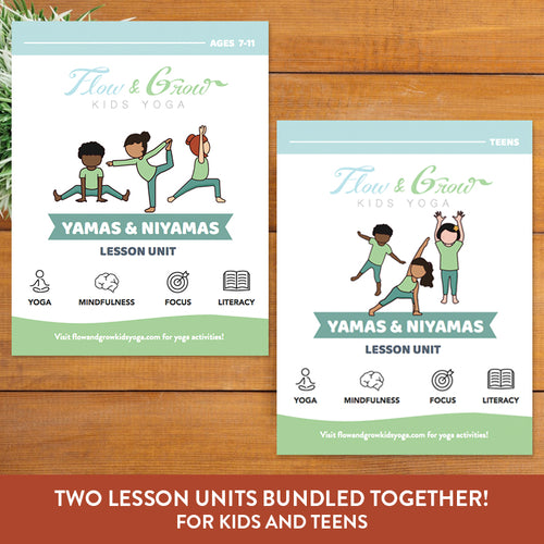 Yamas and Niyamas Bundle