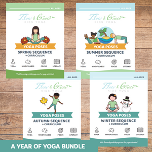 A Year of Yoga Bundle