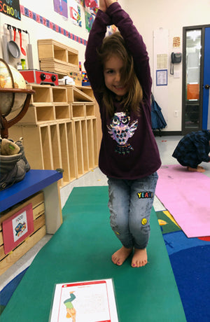 About Flow and Grow Kids Yoga - Yoga, Mindfulness and SEL