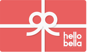 Hello Bella Lifestyle Gift Card