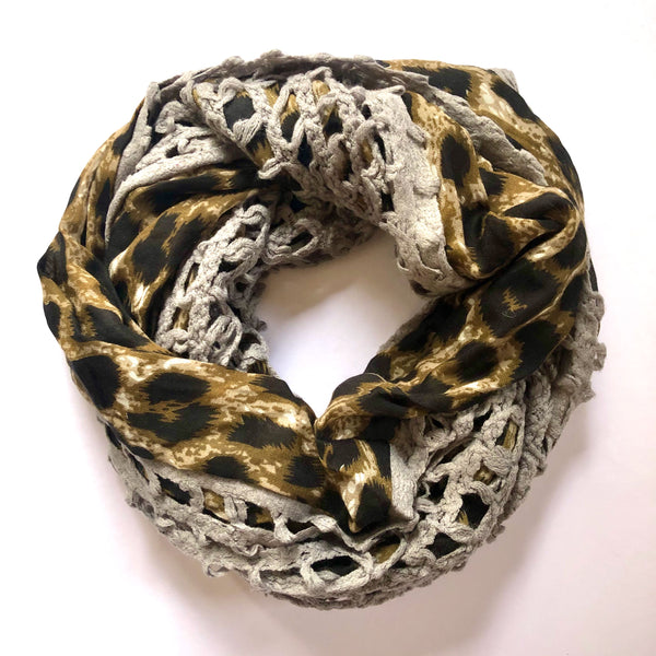 Shop Leopard scarves at Hello Bella Lifestyle Online Australia. Fashion Accessories heaven.