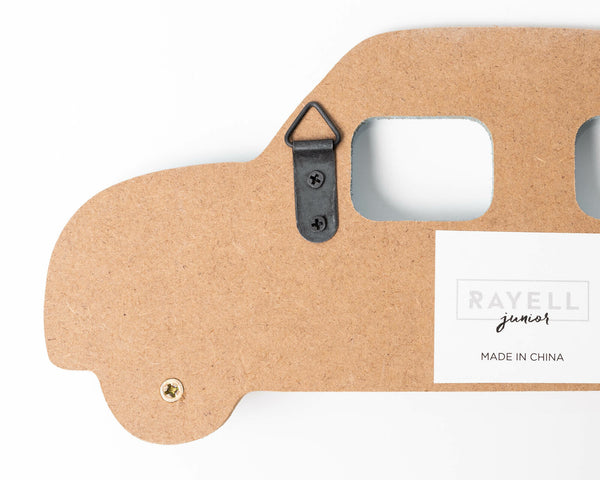 Kids Bedroom Wall hanging. This wooden Car wall hook is perfect for keep a bedroom clean and tidy.