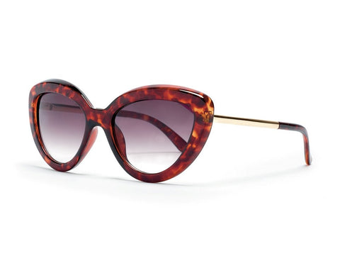 Tortoise Gold Sunglasses