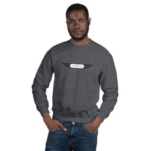 Load image into Gallery viewer, Hebrew Fresh - Seraphim Winged Sweatshirt